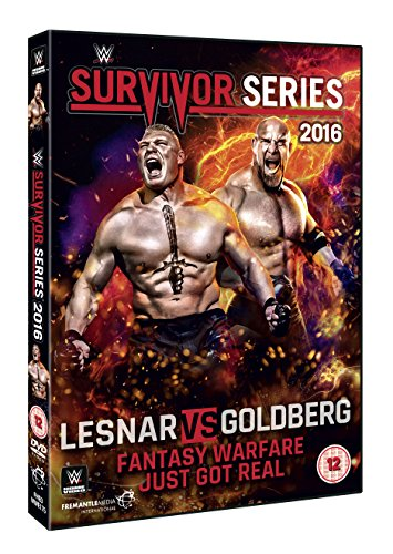 WWE: Survivor Series 2016 [DVD] from Fremantle Home Entertainment