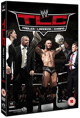 WWE: TLC - Tables, Ladders & Chairs 2013 [DVD] from Fremantle Home Entertainment