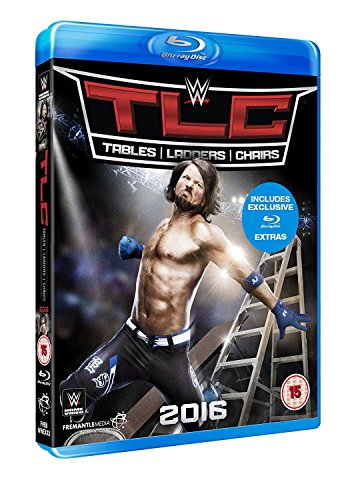 WWE: TLC - Tables, Ladders & Chairs 2016 [Blu-ray] from Fremantle Home Entertainment