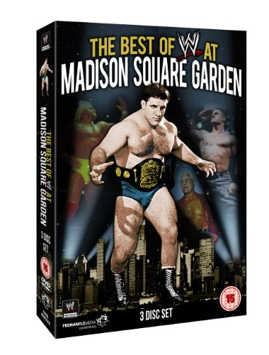 WWE: The Best Of WWE At Madison Square Garden [DVD] from Fremantle Home Entertainment
