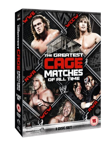 WWE: The Greatest Cage Matches Of All Time [DVD] from Fremantle Home Entertainment