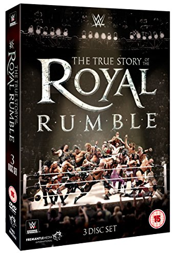 WWE: The True Story of The Royal Rumble [DVD] from Fremantle Home Entertainment