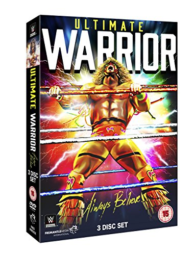 WWE: Ultimate Warrior - Always Believe [DVD] from Fremantle Home Entertainment