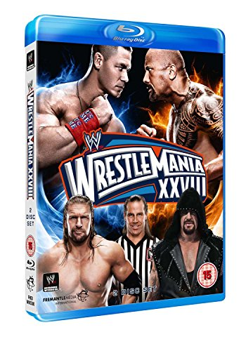 WWE: WrestleMania 28 [Blu-ray] from Fremantle Home Entertainment