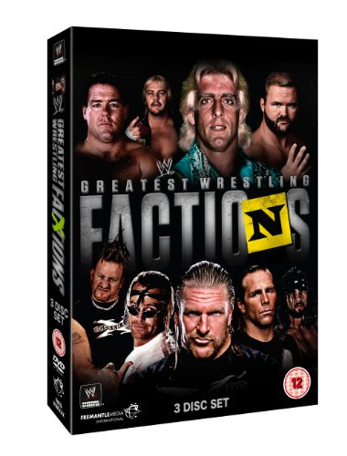 WWE: Wrestling's Greatest Factions [DVD] from Fremantle Home Entertainment