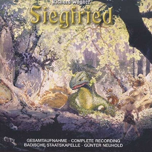 Wagner: Siegfried from Proper Music Brand Code