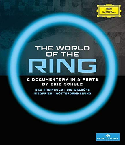 Wagner: The World Of The Ring [Blu-ray] [2013] [Region Free] from Deutsche Grammophon