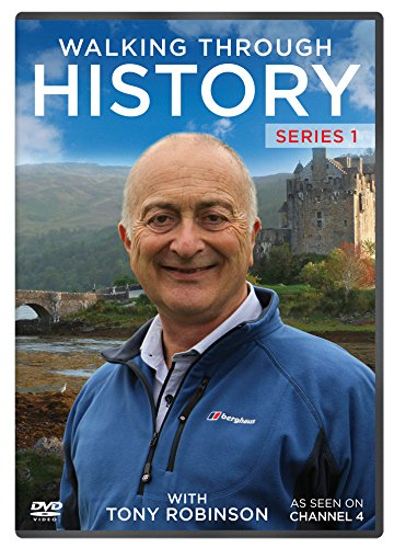 Walking Through History: Series 1 [DVD] from Spirit Entertainment Limited