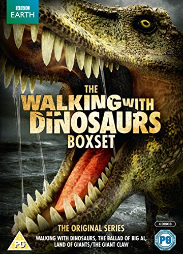 Walking with Dinosaurs Box Set (repack) [DVD] from 2entertain