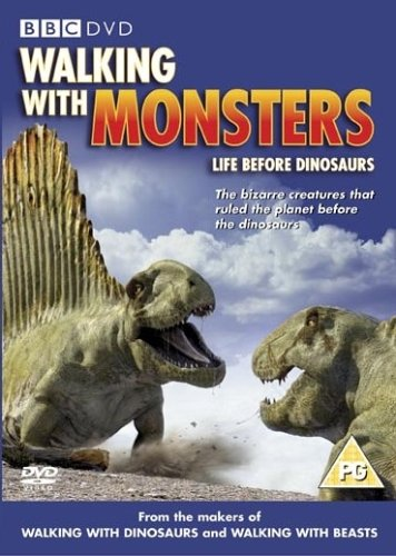 Walking with Monsters [DVD] [2005] from 2 Entertain Video