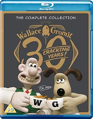 Wallace And Gromit The Complete Collection [Blu-ray] from BBC