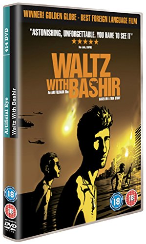 Waltz with Bashir [DVD] [2008] from Artificial Eye