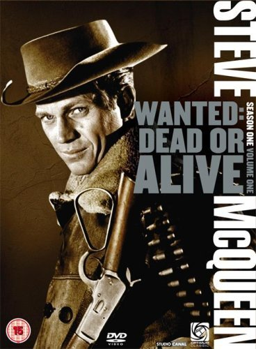 Wanted Dead Or Alive Series 1 - Volume 1 [DVD] from Studiocanal