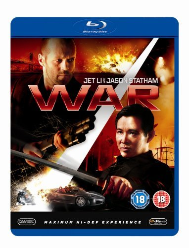 War [Blu-ray] from Lions Gate Home Entertainment