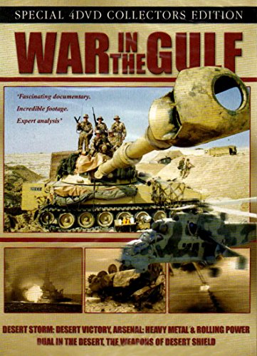 War In The Gulf [DVD] from MUSICBANK