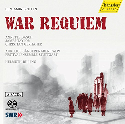 War Requiem (Rilling) from HANSSLER CLASSIC