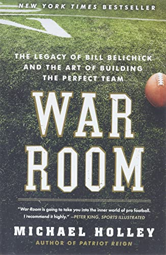 War Room: Bill Belichick and the Patriot Legacy from HarperCollins