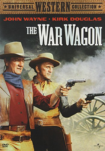 War Wagon [DVD] [1967] [Region 1] [US Import] [NTSC] from Universal Home Video