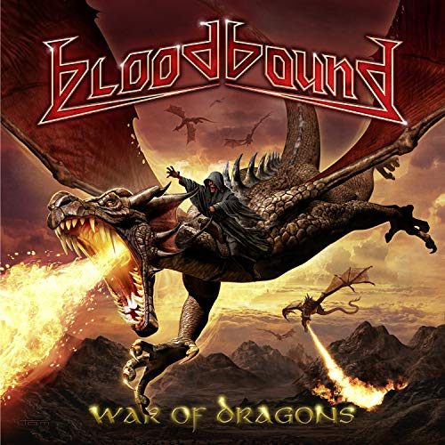 War of Dragons from AFM RECORDS