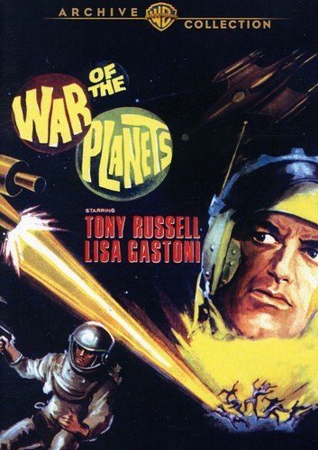 War of the Planets [DVD] [1966] [Region 1] [US Import] [NTSC] from MGM
