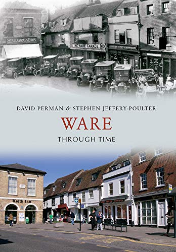 Ware Through Time from Amberley Publishing
