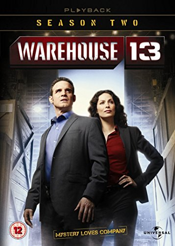 Warehouse 13 Season 2 [DVD] from Universal/Playback