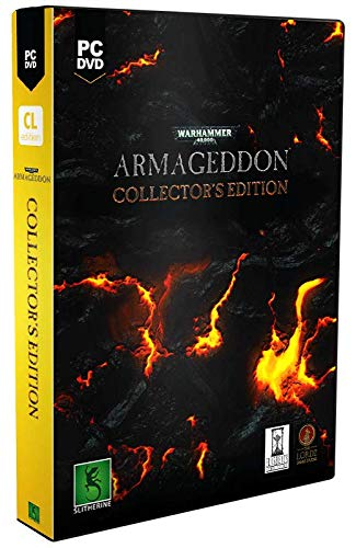 Warhammer 40,000: Armageddon - Collector's Edition from Slitherine Ltd