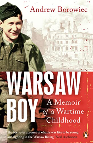 Warsaw Boy: A Memoir of a Wartime Childhood from Penguin
