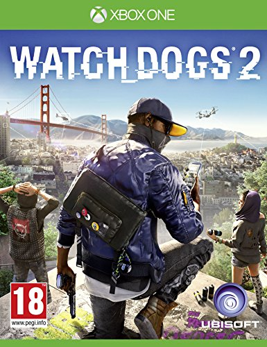Watch Dogs 2 (Xbox One) from UBI Soft