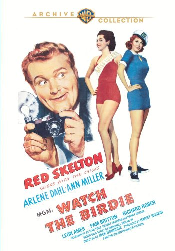 Watch The Birdie [DVD] [1950] [Region 1] [US Import] [NTSC] from Warner