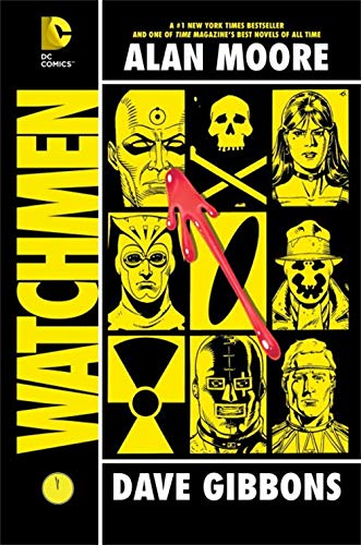 Watchmen, International Edition from DC Comics