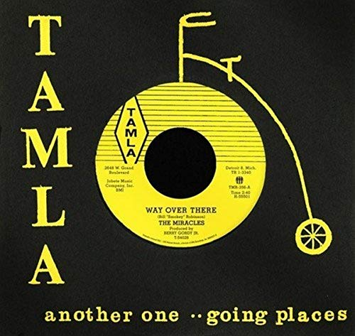 "Way Over There / Depend On Me [7"" VINYL] from Third Man Records"