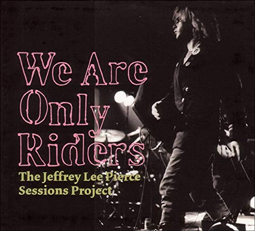 We Are Only Riders [VINYL] from Glitterhouse