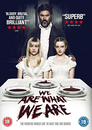 We Are What We Are [DVD] from Entertainment One