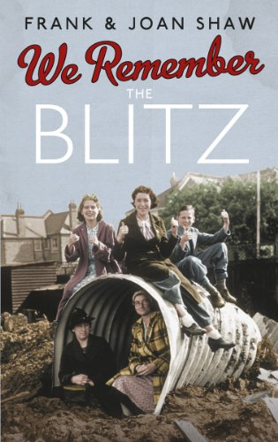 We Remember the Blitz from Ebury Press