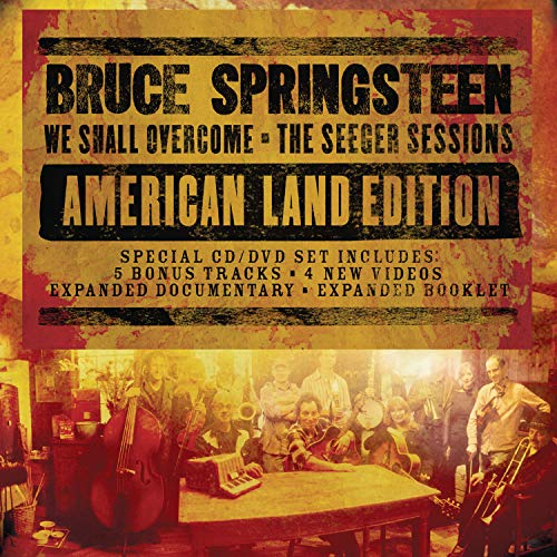We Shall Overcome: The Seeger Sessions (American Land Edition) (CD/DVD) from Legacy