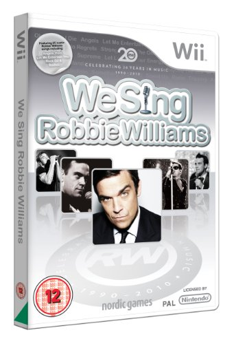 We Sing Robbie Williams (Wii) from Nordic Games