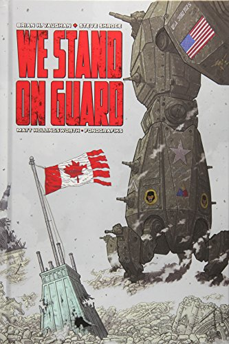 We Stand on Guard Deluxe Edition from Image Comics