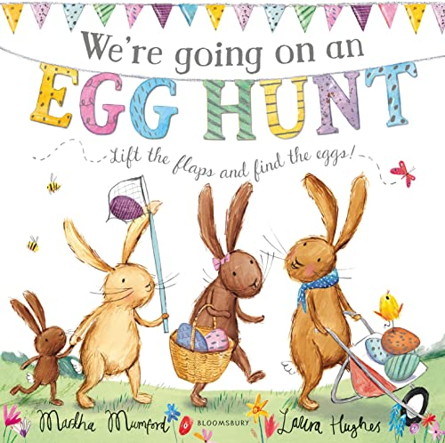 We're Going on an Egg Hunt from Bloomsbury Publishing PLC