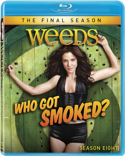 Weeds: Season 8 / (Ws Sub Dts) [Bluray] [Region A] [NTSC] [US Import] from Lionsgate