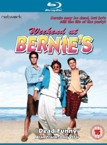 Weekend At Bernies [Blu-ray] [1989] [Region Free] from Network