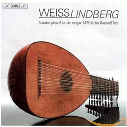Weiss: Lute Sonatas and Short Pieces from BIS