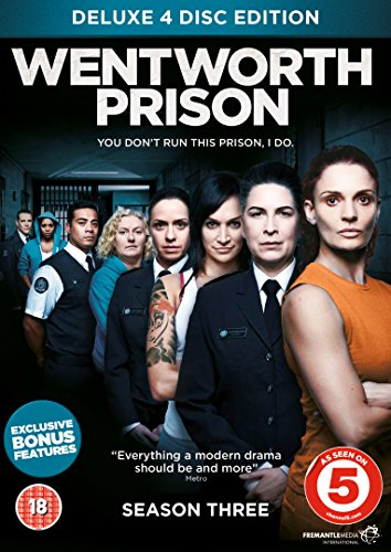 Wentworth Prison - Season 3 [DVD] from Fremantle Home Entertainment