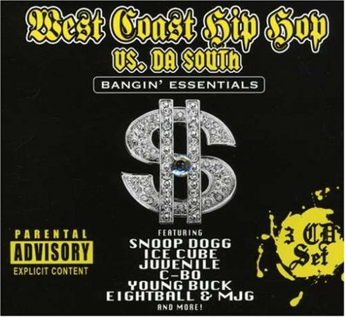 West Coast Hip Hop Vs. Da South