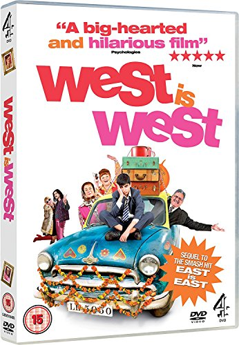 West Is West [DVD] from Channel 4 DVD