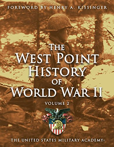 West Point History of World War II, Vol. 2, 3 (West Point History of Warfare) from Simon & Schuster