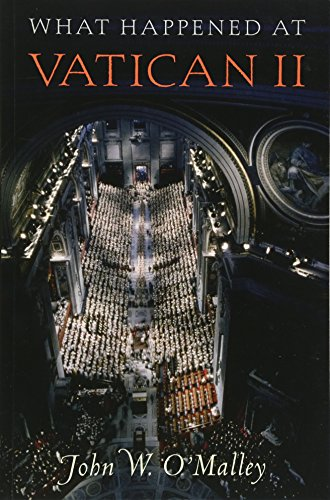 What Happened at Vatican II from Harvard University Press