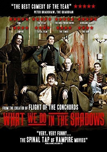 What We Do In The Shadows [DVD] from Metrodome