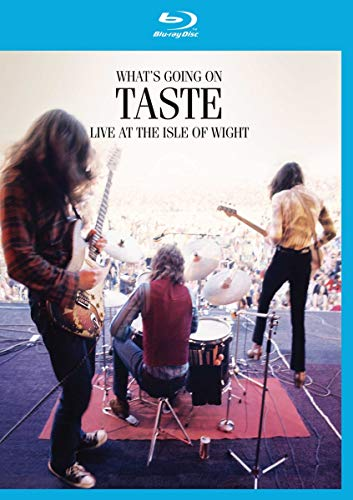 What s Going On Live At The Isle Of Wight Festival 1970 [Blu-ray] from Eagle Rock