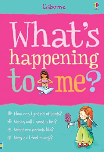 What's Happening to Me? (Girls Edition)  (Facts of Life) from Usborne Publishing Ltd